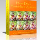 Hazy Daze Photoshop Action