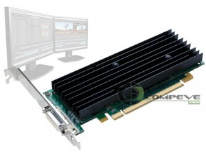 nVidia Quadro NVS 290 256MB Video Card HP 454319-001