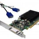 HP nVidia Quadro NVS 285 128MB PCI-E Video Card NVS285