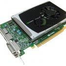 Dell nVidia Quadro 2000 1GB GDDR5 PCI-E x16 Fermi Video Card 2PNXF DP DVI