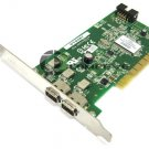 Dell Adaptec Y9457 FireWire IEEE 1394 Controller Card AFW-2100
