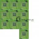 Lot of 10 Intel Xeon Processors 2.80 GHz 2M Cache 400 MHz FSB SL6YL CPU