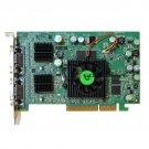 Matrox Parhelia QID-QDA8X128F 128 MB DDR SDRAM AGP 4x/8x Graphics adapter