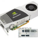HP nVidia Quadro FX 4800 1.5GB PCI-E 2.0 x16 Graphics Video Card FQ138UT