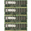 SuperMicro 2GB (4x512MB) PC-2100 266MHz ECC Registered 184-pin Memory Module
