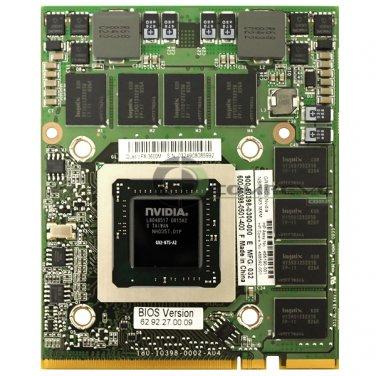 HP NVIDIA Quadro FX 3600M RQ326AV 512MB GDDR3 PCIe x16 Graphics Card 468592-001