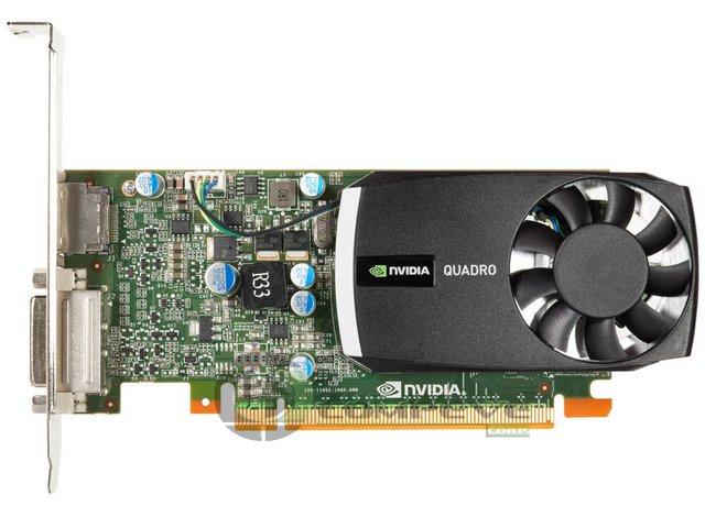 nVidia Quadro 400 PCI-E x16 512MB DDR3 Video Card