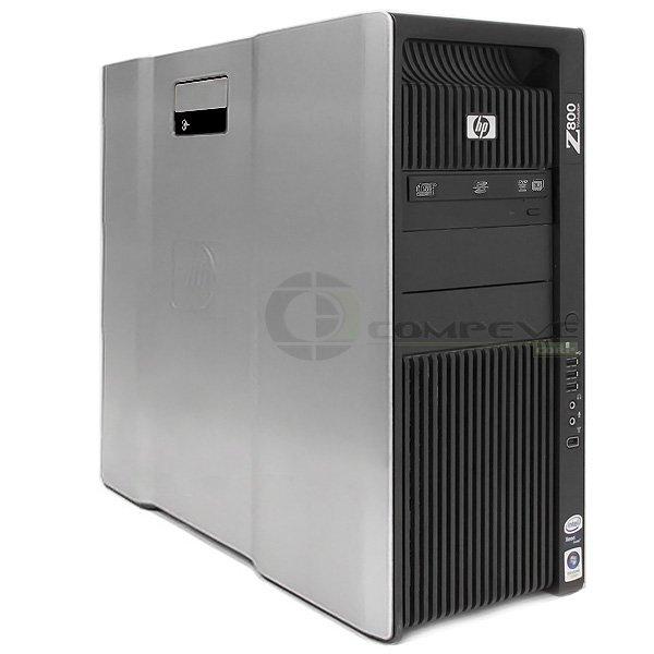 HP Z800 Workstation Intel Xeon QC E5506 2.13 GHz 6GB 250GB HDD NVS 290 Win 7 Pro