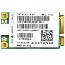 Dell Wireless 5620 EVDO-HSPA Mobile Broadband MiniCard GOBI2000 WWAN 3G GV33N