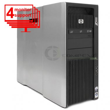 HP Z800 Workstation nVidia K5000 x5560 2.8GHz 8GB RAM 256GB SSD Win 7 Pro 64 PC