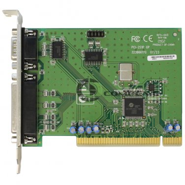 HP PCI-2S1P Serial Parallel Port Adapter Card 321722-001 320302-001