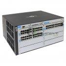 HP 4208vl Procurve Switch J8773A Networking 2x J8768A 1x J9033A 24-port Modules