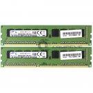 Samsung 8GB 2x4GB PC3-14900E DDR3-1866 ECC Memory M391B5173QH0-CMA HP 733036-581