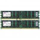 Memory 8GB 2x4GB for Dell PowerEdge 6950 M605 M805 M905 R805 R905 T105 T300 T605