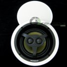 "Moderno Sonance M6R SST Single Stereo Speaker In-Ceiling Wall Paintable 6-1/2"""