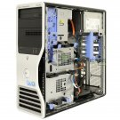 Dell Precision T5500 Workstation Case Chassis XX292 with DVD-Rom PSU 875W W299G