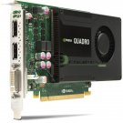 PNY NVIDIA Quadro K2000 2GB PCIe x16 VCQK2000-PB DDR5 Graphics Video Card