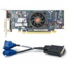 AMD Radeon HD 6350 512MB PCIe x16 DMS59 Video Graphics Card Dell HFKYC