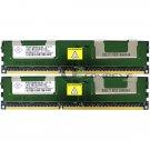Nanya 8GB (2x4GB) PC3-8500 DDR3 ECC Reg 240-pin Memory RAM NT4GC72B4NA1NL-BE