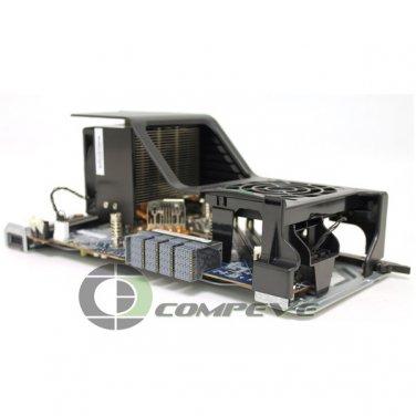 HP Workstation Memory Riser Card/Board 618265-001 for Z620 w/ Heatsink and Fan