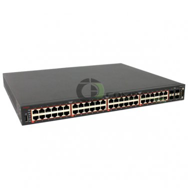 Avaya 4548GT-PWR Ethernet Routing Switch Managed 48-Ports PoE AL4500A14-E6