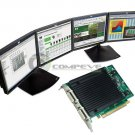 4 Monitor support Nvidia Graphic Video Card for HP Z200 Computer / Workstation