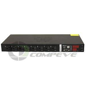 Raritan Dominion PX PX2-2146R 1U 120V 1900VA 8-Outlets Power Control Unit