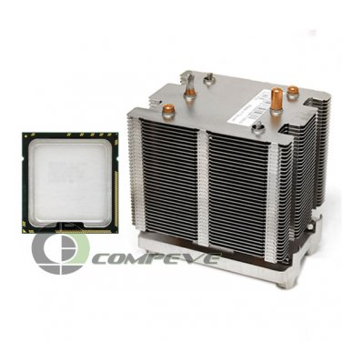 Dell Precision T5400 Computer Upgrade kit Heatsink Cooler w/ E5420 1.50GHz CPU