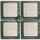 Lot of 4 Intel Xeon 2.8 GHz SL7PD Processors CPU RK80546KG0721M Socket 940