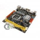 iStarUSA 1U Server w/ ZOTAC H67ITX-C-E Motherboard  LGA 1155 Intel H67 250W /LCD