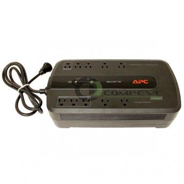 APC Power Saving Back-UPS BE750G 550VA 10-Outlet Battery Backup Surge Protection