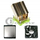Processor KIT for HP Z820 Workstation Xeon E5-2643 Heatsink Fan