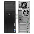 HP Z400 Workstation H1W16UP Intel W3520 2.53GHz /6GB RAM /300GB HDD/ Win7