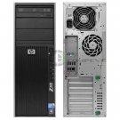 HP Z400 Workstation/ Desktop SL605UC W3550 3.06GHz/ 6GB RAM/ 250GB HDD/ Win7