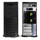 SuperMicro 1533 4U SC745TQ-920B 920W 12GB RAM 16 Core CPU Server PC H8DGI-F