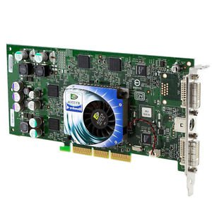 Nvidia Quadro4 980XGL AGP 128MB Graphics Card OEM