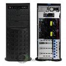 SuperMicro 1533 4U SC745TQ-920B 2x Opteron 6272 920W 12GB RAM Server Workstation
