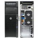 HP Z620 Desktop/ Workstation Intel E5-1620 3.6 GHz/48GB RAM/256GB SSD HDD/Win10