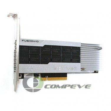 Fusion-IO ioDrive II MLC Flash 1.2TB Solid State SSD PCIe  F00-001-1T20-CS-0001