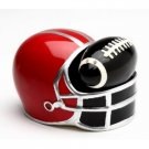 Football and Helmet Salt and Pepper