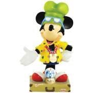 "Mickey Mouse ""I am Going To Disney World"" Mini Figurine Home Decor"