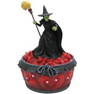 Wizard Of Oz Wicked Witch Trinket Box