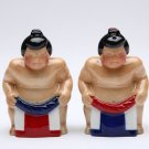 Sumo Wrestler Salt and Pepper
