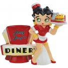 Betty Boop Diner Style Salt and Pepper