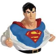 DC Comics Cookie Jar Superman Style