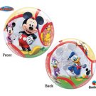 Disney Mickey, Minnie, Donald, Daisy & Pluto 22&quot; Bubble Balloon