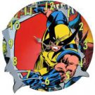 Marvel Comics Wolverine Wall Clock Home Decor