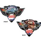 """Disney Car #2 Tow Mater and Finn McMissile 33"""" Foil Balloon Party Supply"""