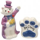 Be Claw - Cat Magician You Can Make My Problem Disappear Like Magic Salt Pepper