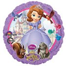"Disney Princess Sofia The First & Friends 17"" Balloon Party Supply"